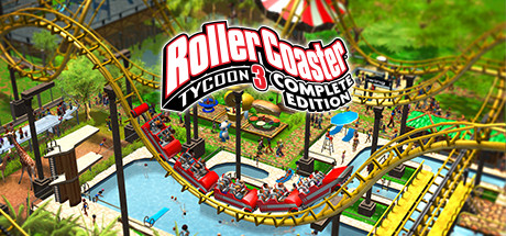 RollerCoaster Tycoon Complete Edition Free Download PC Game