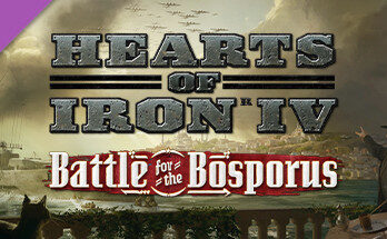 Hearts of Iron IV Battle for the Bosporus Download Free MAC Game