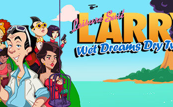 Leisure Suit Larry Wet Dreams Dry Twice Download Free MAC Game