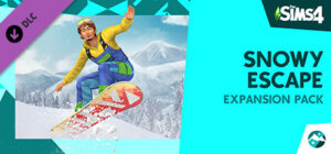 The Sims 4 Snowy Escape Expansion Pack Download Free MAC Game